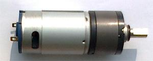 P35-550 Planetary Motor