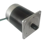 BLDC Motors With DC Driver
