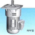 RPF Vertical Type Gear Reduction Motor